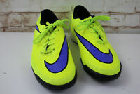 Nike Hypervenom Green Trainers size Uk 10 AA