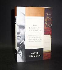 2006 Quammen THE RELUCTANT MR DARWIN Portrait Charles Darwin THEORY EVOLUTION