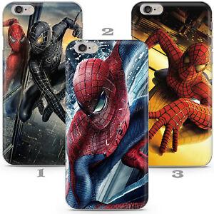 SpiderMan Marvel Comics Superhero Phone Case Cover iPhone 5 6 7 8 11 12 X Xr SE