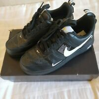 Nike Air Force 1 Low Utility - Black - UK 6