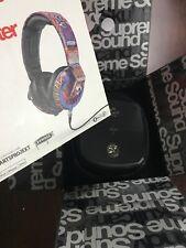 Skullcandy Mix Master Artsprojekt Multicolor Headphones Model # S6MMDM-250