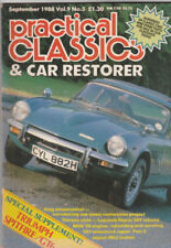 Classics Monthly Cars, 1980s Transportation Magazines
