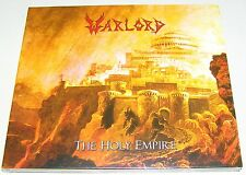 WARLORD the Holy Empire DIGIPACK CD 2016 500  copies
