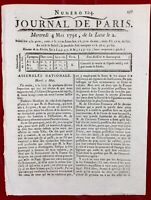 Vaison la Romaine en 1791 Vaucluse Cavaillon Carpentras Avignon Révolution