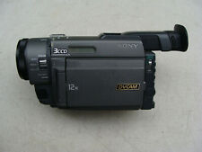 Sony DSR PD-100A DVCAM 3CCD Camera Camcorder
