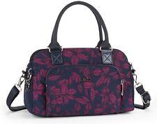 Kipling Alecto Small Handbag in Orchid Bloom Bl BNWT