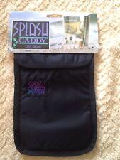 Splash Caddy Dry Gear, Passport Caddy/Neck Caddy, Black