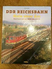 DDR-Reichsbahn - Ende einer Ära Nachwendezeit 1990 bis 2003    9783868523591 Neu