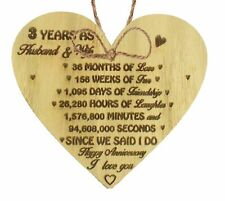 Third Wedding Anniversary.Leather Anniversary Gifts Products For Sale Ebay