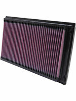 K&N HI-FLOW PANEL AIR FILTER FIT Nissan Pulsar 91-04 N14 N15 N16 1.6L 1.8L 2.0L