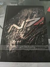 Mass Effect 2 Hardback Collectors Edition Guide