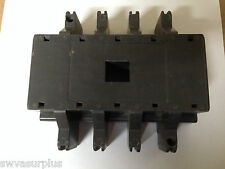 1 pc. Westinghouse Size 3 or 4 4 Pole Contactor Lid, New