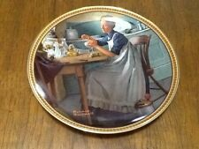 N Rockwell 'Working In The Kitchen' 9th In The Rockwell's Rediscovered Women