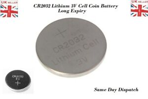 10X CR2032 CR2025 Battery Lithium Coin Cell 3V WATCH CMOS BIOS MOTHERBOARD PC