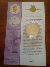 2002 Gold Silver Proof 1oz $5 Five Dollar Coin. Queens Jubilee Sovereign's Orb