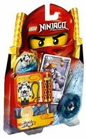 LEGO Ninjago 2175 Wyplash Skelett Ninja Spinjitzu Spinner Figur