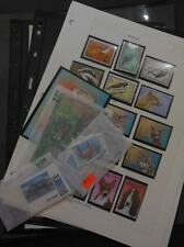 GHANA : Beautiful collection. All VF MNH. Birds, Cats & Dogs. Scott Cat $223.50.