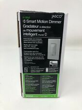 JASCO Z-Wave Plus In-Wall Smart Motion Dimmer - 26932