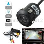 170° Anti-fog HD Waterproof Car Rear View Reverse Backup CMOS Parking Camera New
