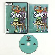 Jeu Les Sims 2 Bon Voyage / Disque Additionnel Sur PC