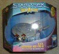 Star Trek Strike Force U.S.S. Enterprise NCC-1701-D Collectors Series Edition