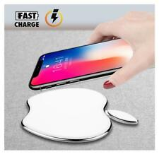 Fast Wireless Charger, 10W Qi Wireless Charging Pad Compatible iPhone Xs/XS Max