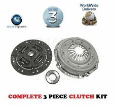 FOR JEEP GRAND CHEROKEE 1996-12/1998 2.5 SUV NEW 3 PIECE CLUTCH KIT COMPLETE