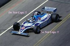Jean-Pierre Jarier Ligier JS17 USA West Grand Prix 1981 photo