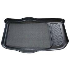 Kia Soul 09-14 MK I lower boot tray load liner dog mat bumper protector 3pc