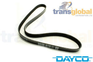 Drive Belt for Range Rover Evoque Discovery Sport 2.2 TD4 Dayco OEM LR060071