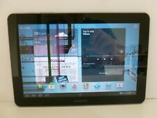FAULTY Samsung Galaxy Tab GT-P7510 16GB, 10.1in - Black Touch Screen Tablet