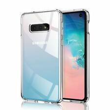 For Samsung Galaxy S10e 2019 Case Protective Bumper Cover with Clear Back Panel
