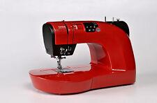 TOYOTA OEKAKI 50 -  Renaissance Farbe rot CPU-Nähmaschine 50 Programme