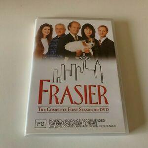 Frasier : Season 1 (DVD, 2011, 4-Disc Set) Region 4