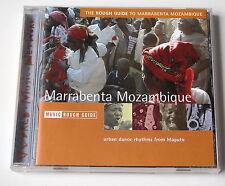 MARRABENTA MOZAMBIQUE ..URBAN DANCE RHYTHMS  MAPUTO..CD