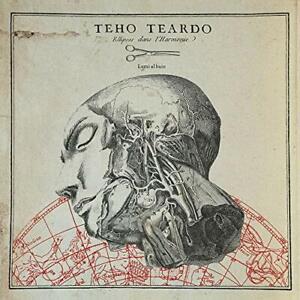 TEHO TEARDO - ELLIPSES DANS L'HARMONIE  - LP VINILE NUOVO SIGILLATO 2020