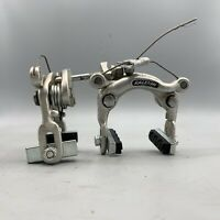 Vintage Raleigh Center Pull Brake Calipers Set Bicycle