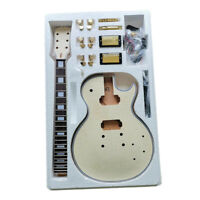 DIY Electric Guitar Kit LP Style Build Your Own Guitar