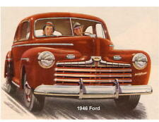 1946 Ford Refrigerator / Tool Box Magnet