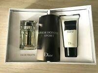 Dior VIP GIFT Dior Homme SPORT perfume EDT 10 ml & gel douche shower gel 20 ml