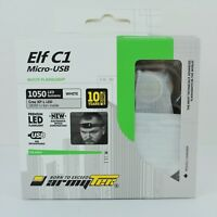Armytek Elf C1 Micro-USB Headlamp Flashlight +18350 Rechargeable Battery, White