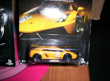 LAMBORGHINI GALLARDO LP 570-4 SV - SERIE GRAN TURISMO - HOT WHEELS-SCALA 1/55