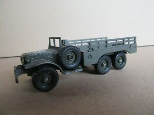 472L Solido France Dodge 6X6 T223 Wc 63 Military 2014 Centenary Release 1:50