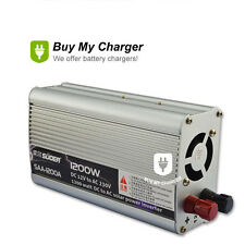 Intelligent 1200watt DC 12 Volt To AC 220v Solar Power Inverter Free Shipping