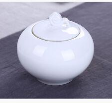 Ceramics Funeral Urn/cremation urn keepsake-Mid Size Memorial for pet urn Ashes