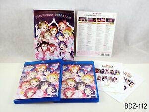 Love Live! Final Live u'sic Forever Blu-Ray Memorial Box Concert μ BD US Seller
