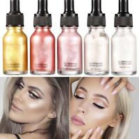 Makeup Highlighter Liquid Cosmetic Lady Face Contour Brightener Shimmer GOOD C