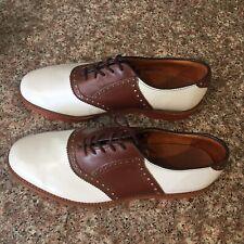 Vintage Brown Shoes Indiana Men's