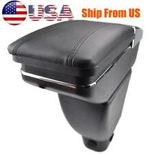 Armrest Central Console Box For Toyota bB Scion xB Console Soft Leather Usa