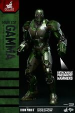 Hot Toys Iron Man Mark XXVI GAMMA Sideshow exclusive 1/6 Action Figure Sealed !